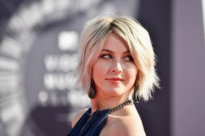 Julianne Hough Photos: Arrivals at the MTV Video Music Awards — Part 2
