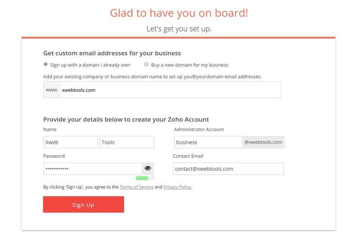 Free email hosting server for domain by Zoho Mail. The step-by-step guide to create a business email with free email hosting server for your domain.