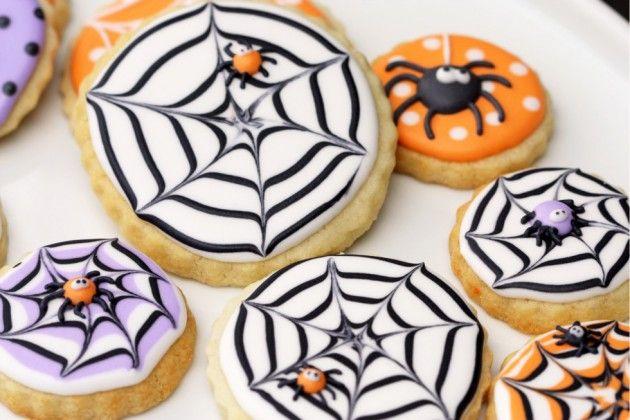 Печенье на Хэллоуин: рецепты с фото