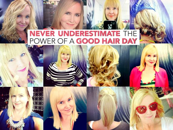 Unlock Your Style in 14 Days | Never Underestimate the Power of a Good Hair Day