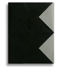 Origami alphabet(E)