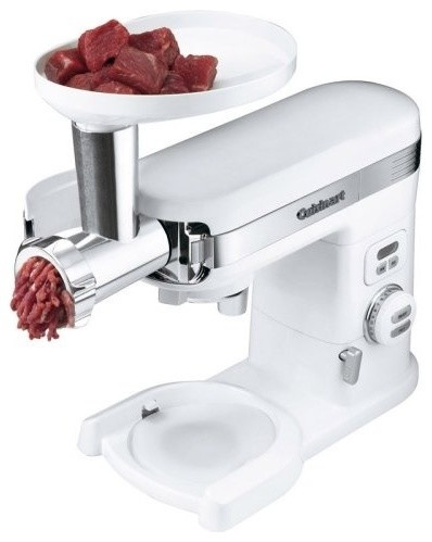 Contemporary Small Kitchen Appliances  Always wanting a meat grinder but never knew what to do with it...