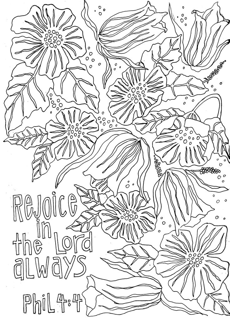 Phil 44 Coloring Page FREE Download And Print