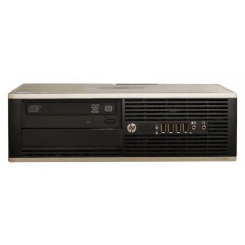 Black Friday continua cu discount de 33%. Acum 586,93 Lei cu TVA - Calculator HP Compaq Elite 8200 Desktop, Intel Dual Core G620 2.6 GHz, 2 GB DDR3, 250 GB HDD SATA, DVD-ROM, Windows 7 Home Premium, 3 ANI GARANTIE.