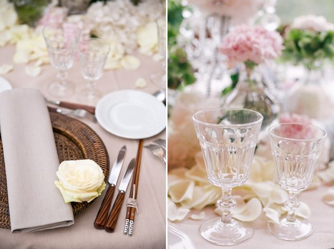 272 best wedding place settings images on pinterest flies away fairytale chateau wedding in france with one and only paris sciox Choice Image