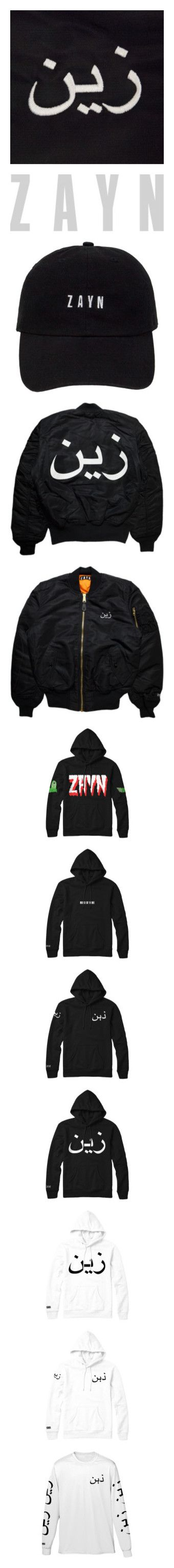 """Zayn Malik Store"" by thewexknd ❤ liked on Polyvore featuring zayn, merch, outerwear, jackets, nylon jacket, oversized military jacket, field jacket, army jacket, british flag jacket and tops"