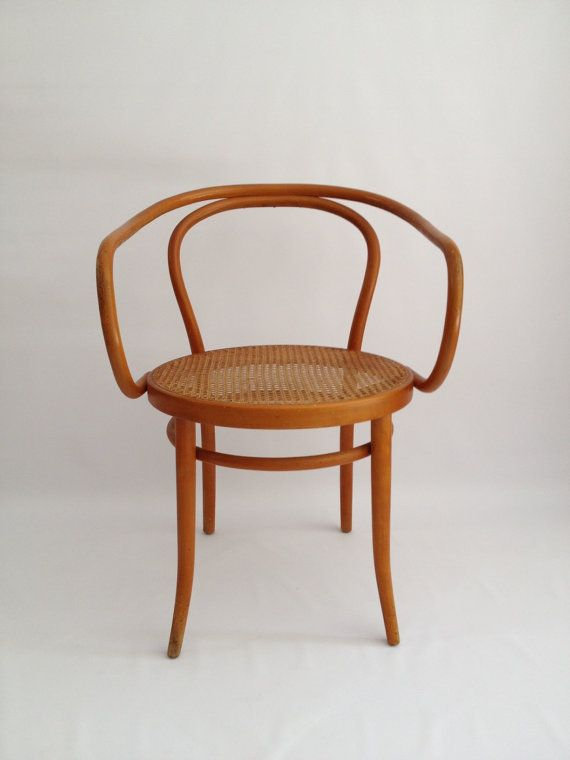 Stendig Thonet Bentwood Cane Arm Chair By RetroLuxeHome On Etsy, $225.00
