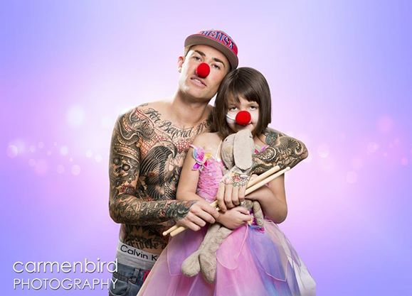 Very humbled and proud to be involved and support Red Nose Day New Zealand.