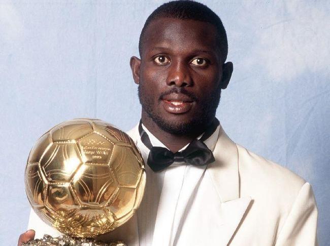 KRU PEOPLE: AFRICA`S SAILOR TRIBE THAT REFUSED TO BE CAPTURED INTO SLAVERY - former Liberian international football superstar, David Weah is a Kru man