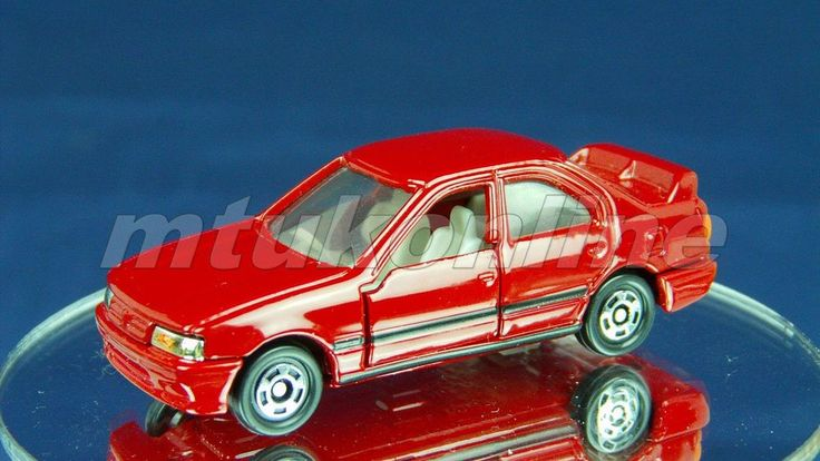 TOMICA 031D NISSAN PRIMERA | 1/59 | 31D-1 | FIRST | LESS ROOM MIRROR | RARE