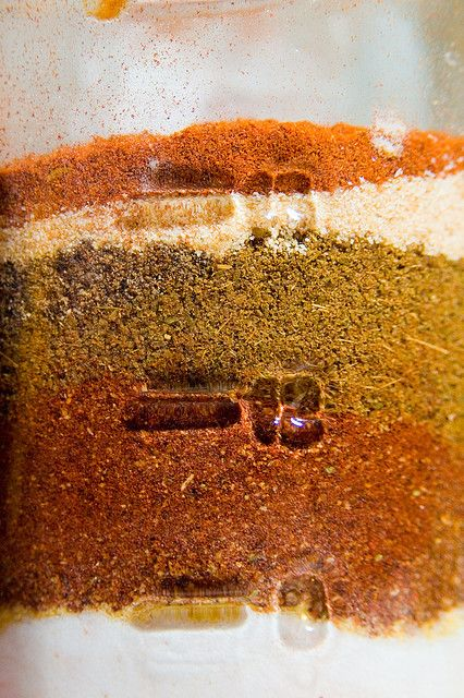 Alton Brown's homemade chili powder