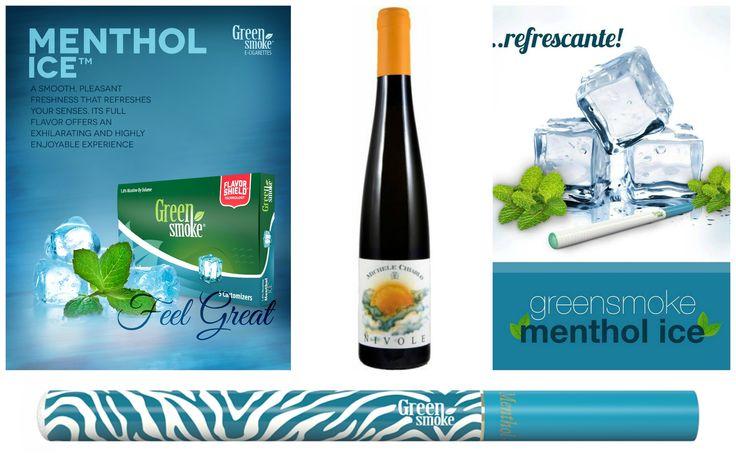 Menthol Ice și Moscato d'Asti  http://www.greensmoke.ro/