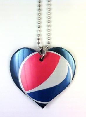 pepsi can art | Funky Junq Recycled Aluminum Soda Pop Can Art ... | Soda Can Crafting