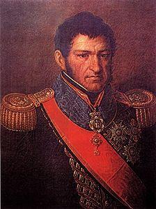 Vito Nicola Nunziante, generale napoletano, nemico della Francia