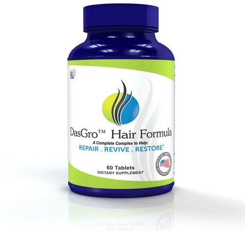 DasGro™ Hair Formula for New Hair Growth