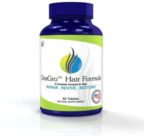 DasGro™ Hair Formula for New Hair Growth