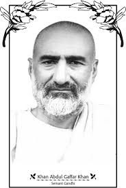 Khan Abdul Ghaffar Khan was a Pashtun independence activist against the rule of the British Raj. He was a political and spiritual leader known for his nonviolent opposition, and a lifelong pacifist and devout Muslim.