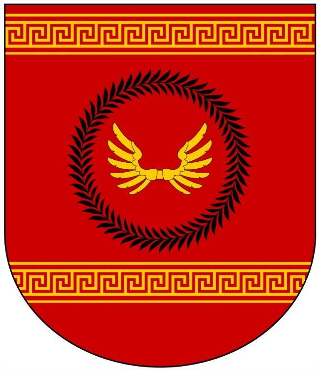 Ancient Roman Government Symbol