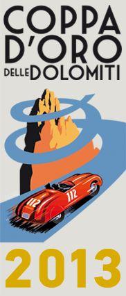 Coppa d'Oro delle Dolomiti: a Cortina D'Ampezzo tutta l'eleganza e il fascino di vetture prestigiose