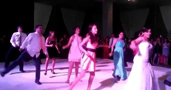 Coreografía de primer baile de boda de novios. #CoreografiaBoda