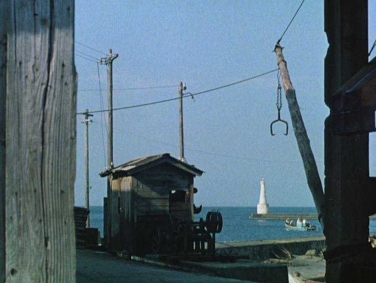 Floating Weeds (1959) dir. Yasujirô Ozu