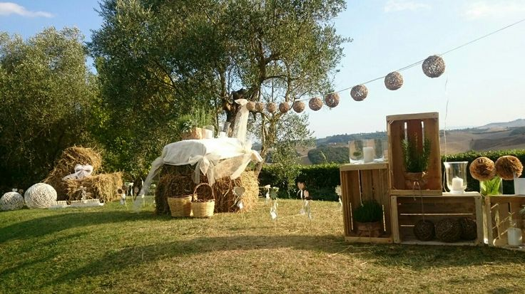 Matrimonio a Borgo Casato  Country wedding