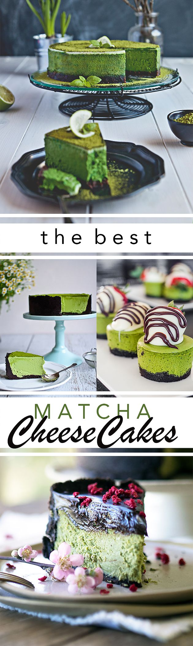The Best Antioxidant-Rich Matcha Cheesecakes You Need To Try!!! – MariMatcha Tea Company | Pure Organic Ceremonial Grade Matcha