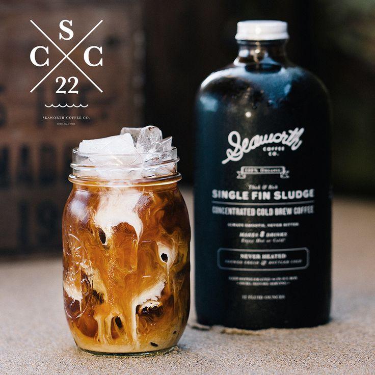 SEAWORTH COFFEE CO. - Cold Brew Coffee