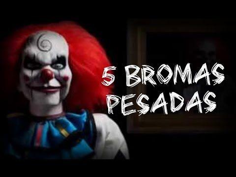5 BROMAS PARA REÍR SIN PARAR 2015 | Vídeos de Risa de Terror [PARTE 5]