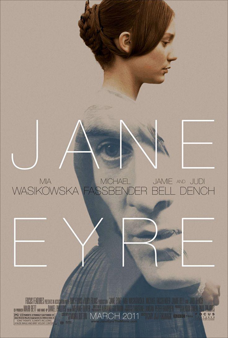 """Jane Eyre"" drama romántico. Clásico."