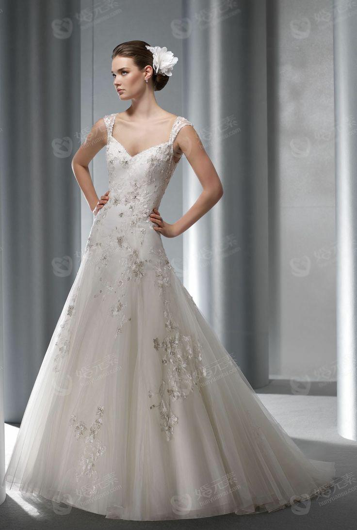 46 best Oldies dresses images on Pinterest | Short wedding gowns ...