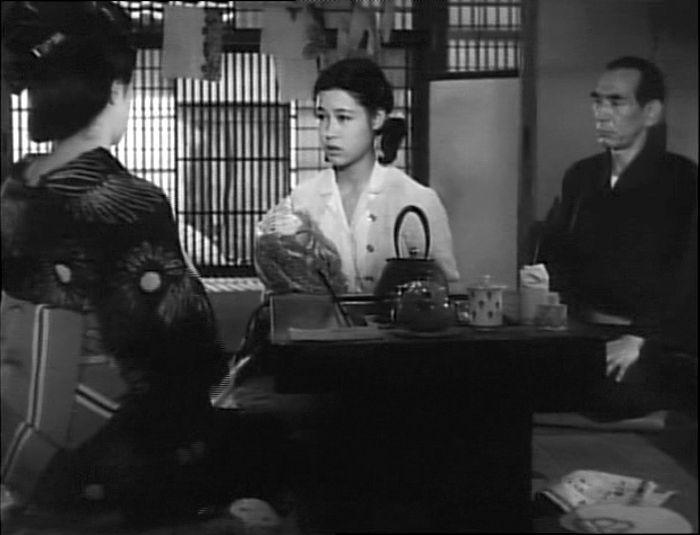 「祇園囃子」溝口健二=監督 若尾文子