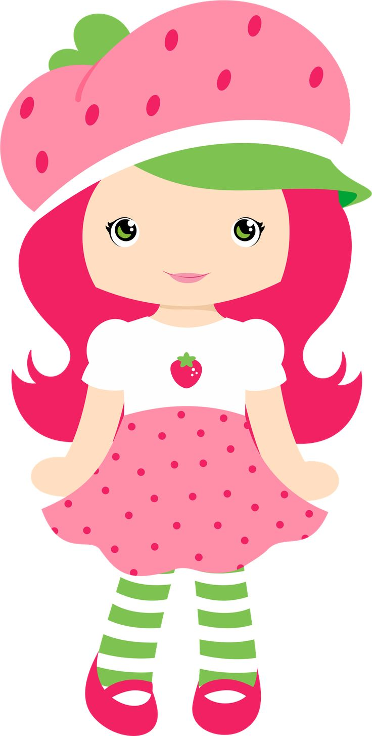 17 Best images about clipart - strawberry shortcake on Pinterest ...