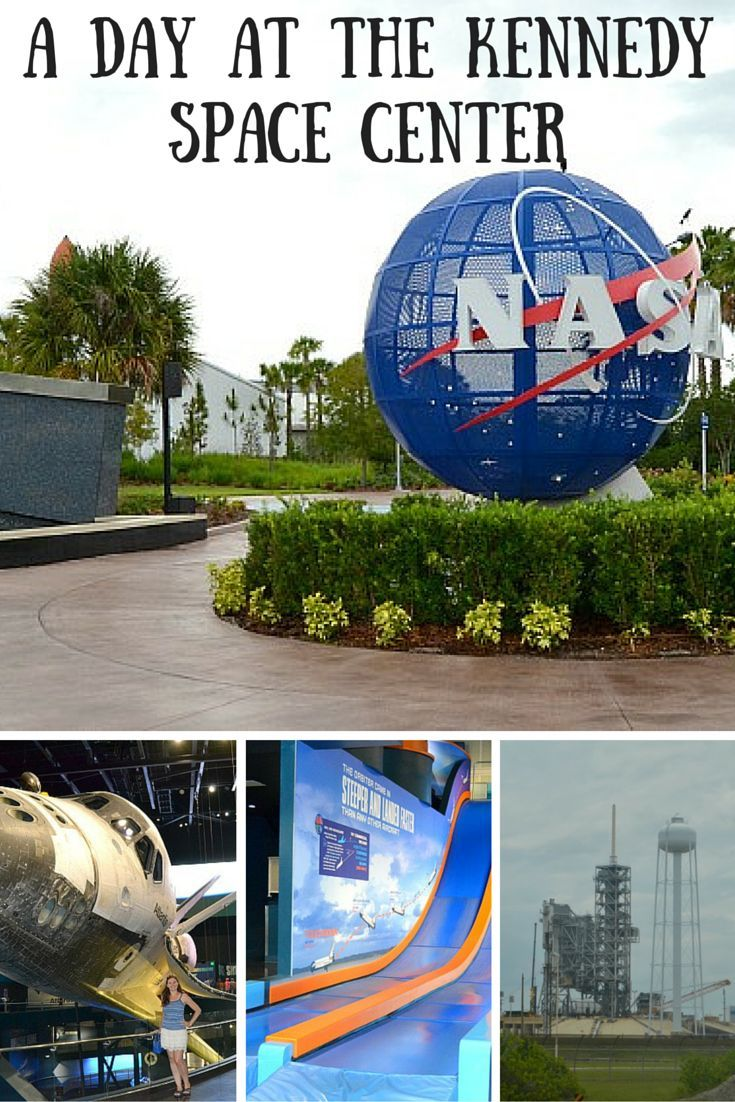 If you're in the Orlando area, take a day to visit the Kennedy Space Center! There's plenty of family fun for all ages and so much learning and inspiration. Touch a moon rock, ride in a space launch simulator and so much more!