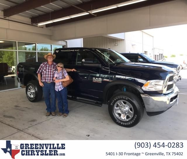 Congratulations Candy And Thomas On Your Ram 2500 From Steve Han
