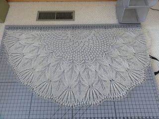 lace can be done with under 880 yds