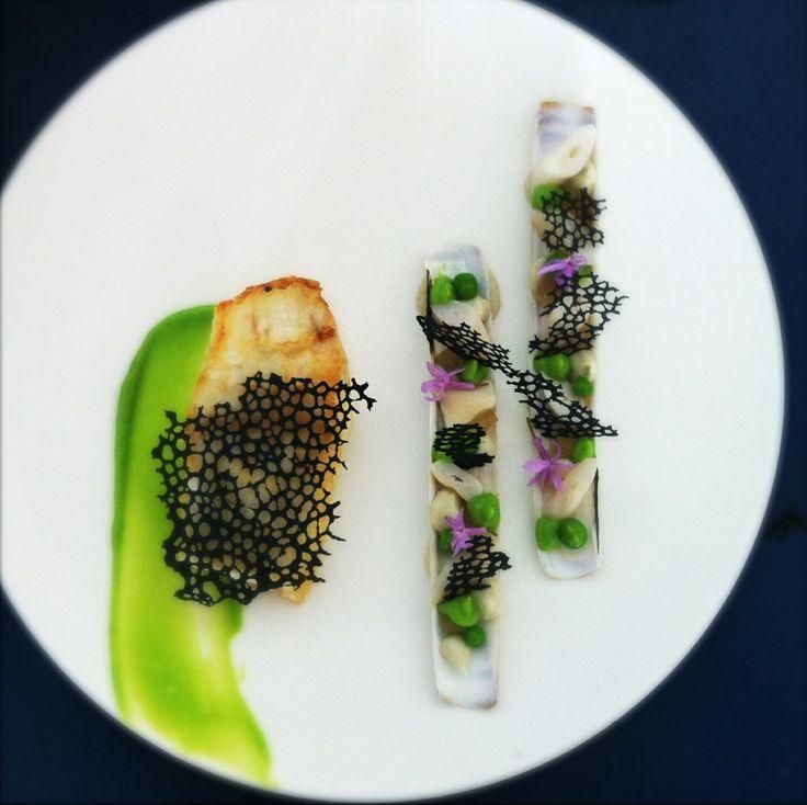 Les 179 meilleures images propos de thierry marx sur pinterest gastronomie restaurant et belle - Restaurant thierry marx cuisine moleculaire ...