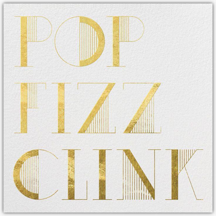 Pop, Clink, Fizz by katespade #Illustration