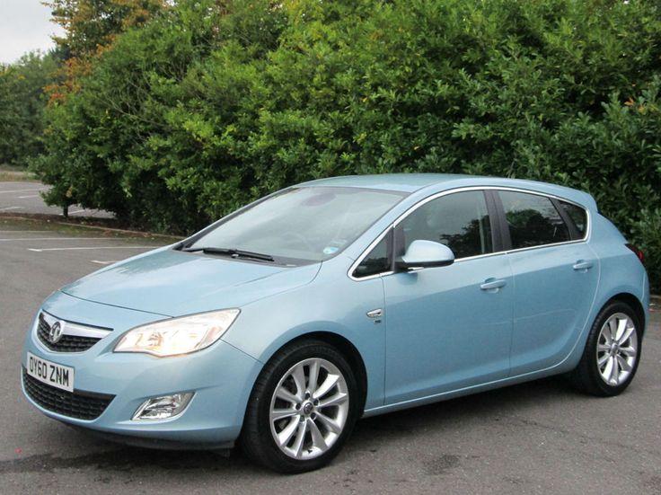 Vauxhall/Opel Astra 1.6i 16v Turbo ( 180PS ) 2010MY SE
