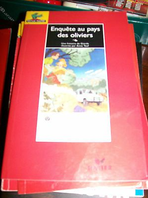 Enquête Au Pays Des Oliviers - Giorda ; Anne Teuf, Ratus