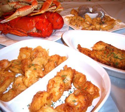 What's Cookin' Italian Style Cuisine: A Traditional Italian Christmas Eve with 7 Fishes