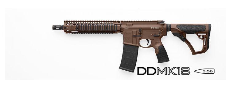 Daniel Defense MK18 (Mil Spec+)Find our speedloader now!  http://www.amazon.com/shops/raeind