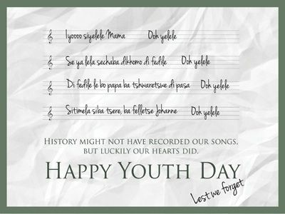 Share, inspire and celebrate Youth Day! https://www.facebook.com/AfricanGreetingsonline