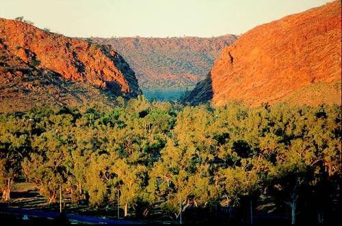 Alice Springs Australia*•