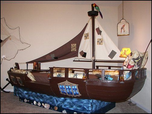 Best 25+ Pirate Themed Bedrooms Ideas On Pinterest