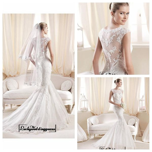 Alluring Tulle & Satin Bateau Neckline Natural Waistline Mermaid Wedding Dress http://www.ckdress.com/alluring-tulle-satin-bateau-neckline-natural-waistline-mermaid-wedding-dress-p-1536.html Alluring Tulle & Satin Bateau Neckline Natural Waistline Mermaid Wedding Dress  #wedding #dresses #party #Luckyweddinggown #Luckywedding #design #style #weddingdresses #bridaldresses #love #me #cute #beautiful #girl #shopping #lovely #clothes #instagood #follow #fashion