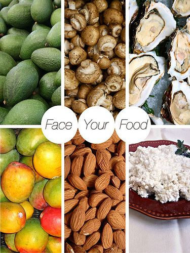 Face Your Food - MichellePhan.com – MichellePhan.com
