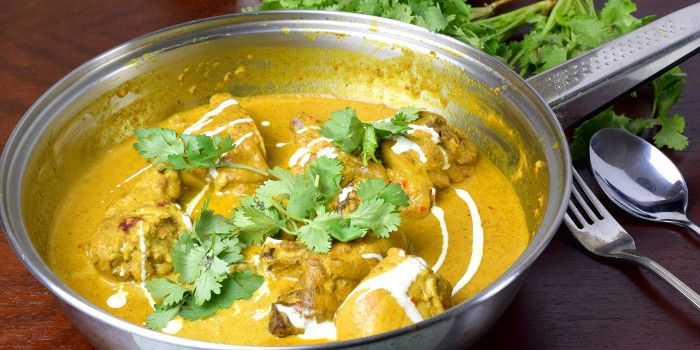 How to cook outstanding butter chicken with only a saucepan - Taste Of Asian Food