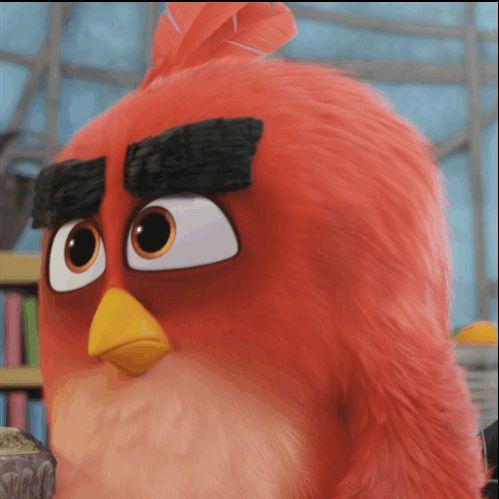 Awww, ...Angry Birds cute sad trailer 2016