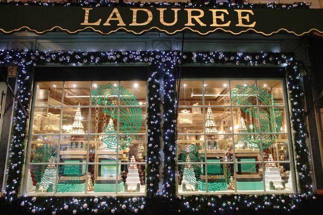 40 best images about laduree christmas on pinterest for Laduree christmas
